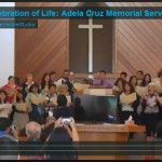 Mrs. Cruz Memorial Video