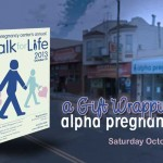 Walk For Life Wrapping Party